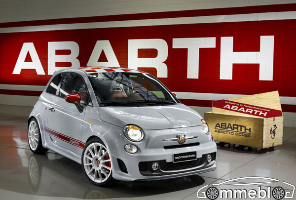 Pneumatici Abarth 500 Gomme Blog It