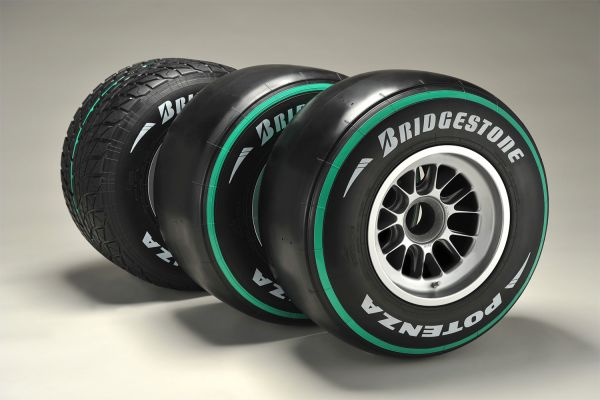 Bridgestone Potenza f1