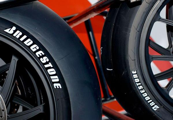 Pneumatici moto Bridgestone per il MotoGP d'Aragona 1
