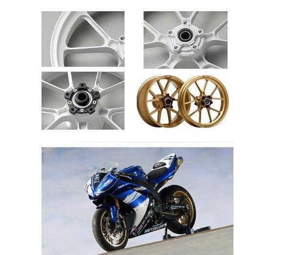 Marchesini Cerchi alluminio Forgiato Kompe