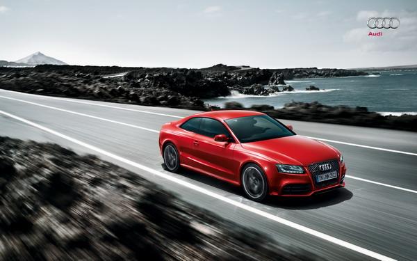 Pneumatici Bridgestone Potenza S001 per la nuova Audi RS5 Coupé 1