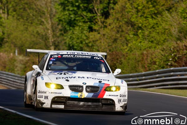 Dunlop vince la 24 Ore del Nurburgring su BMW M3 GT2 1