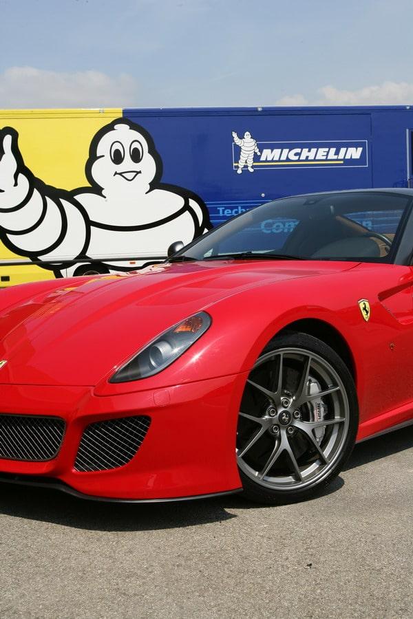 Ferrari GTO - Michelin - 06