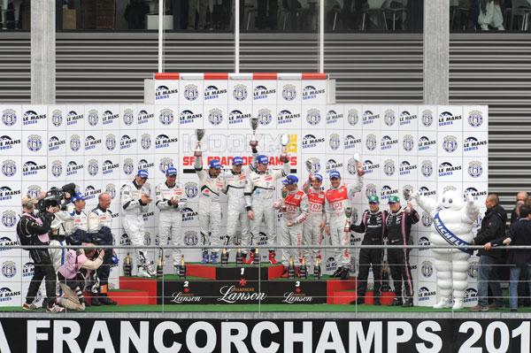 Pneumatici Michelin: pronti per la 24 ore di Le Mans 2