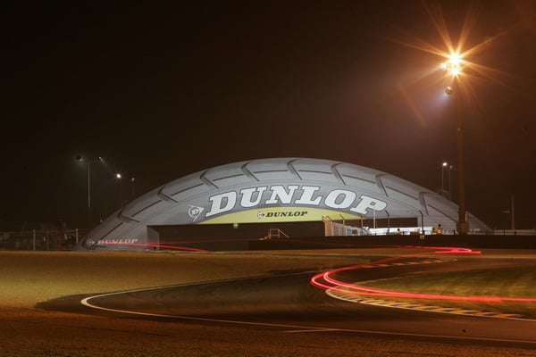 24 Ore di Le Mans: i pneumatici Dunlop 1