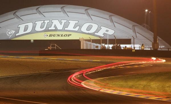 24 Ore di Le Mans: i pneumatici Dunlop 2