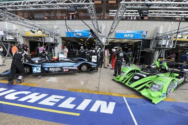 Michelin alla 24 Ore di Le Mans 2010 1