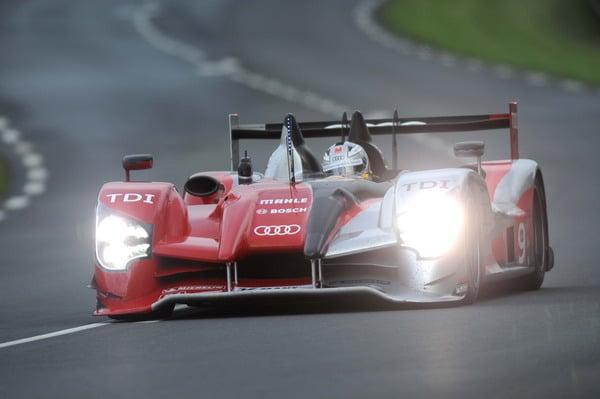 Michelin Trionfa alla 24 Ore di Le Mans con Le Audi R15 1
