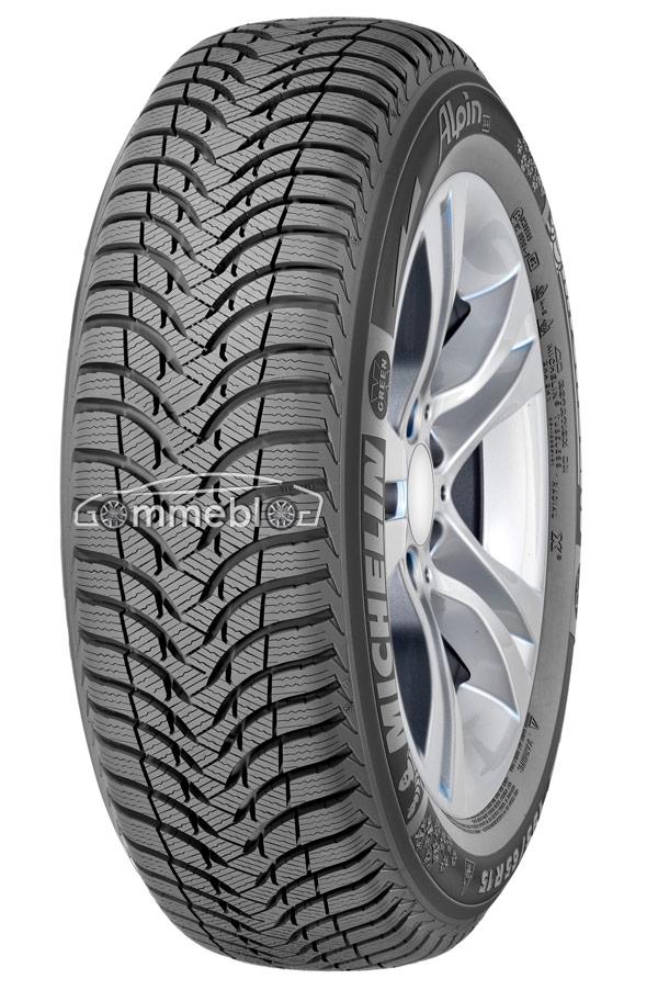 Michelin Alpin 4: nuovi pneumatici invernali 1