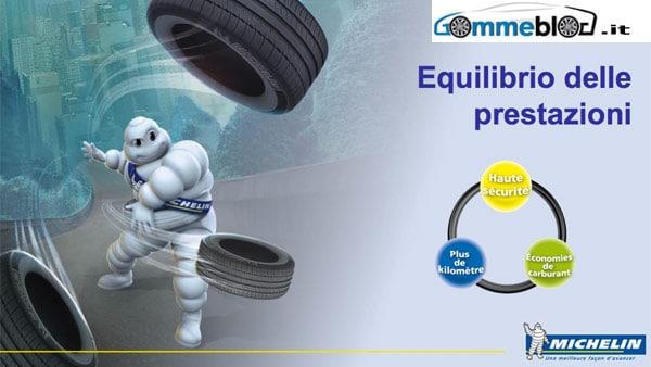 Pneumatici Michelin: equilibrio delle prestazioni come chiave di lettura delle sfide dell'industria automobilistica