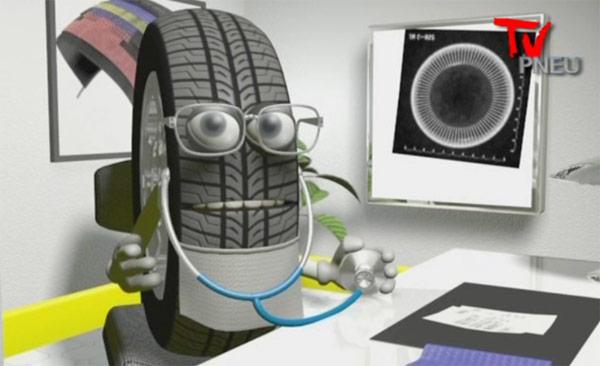 Michelin TV Pneu: il 4° Video, L'importanza della pressione di gonfiaggio dei pneumatici