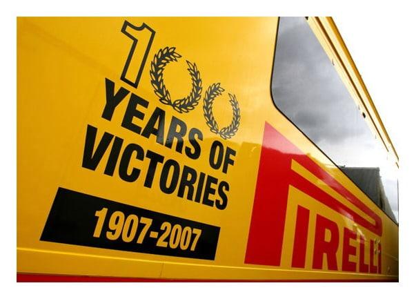 Pneumatici F1 Pirelli: al via i test al Mugello