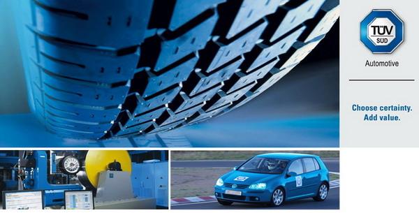 TUV SUD Automotive: Come si effettuano i test di frenata sul bagnato 1