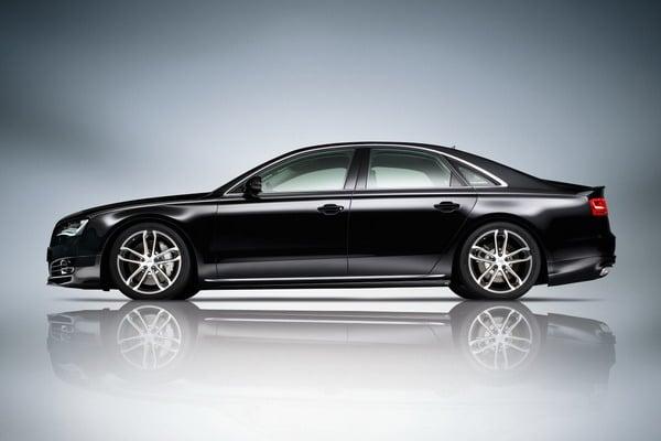 Cerchi in lega da 21 per l'Audi A8 elaborata da ABT 2