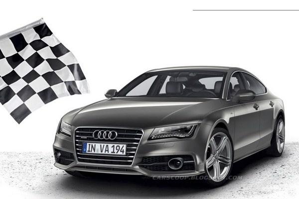 Audi A7 Sportback S-line 1