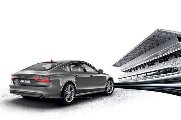 Audi A7 Sportback S-line 2