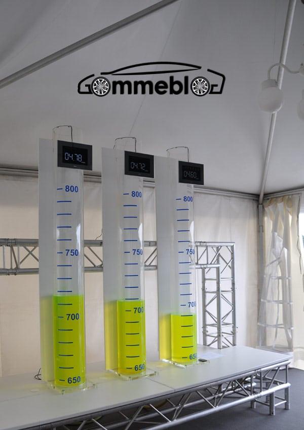Michelin, Più aria meno carburante: Forlì, Padova, Rimini 2