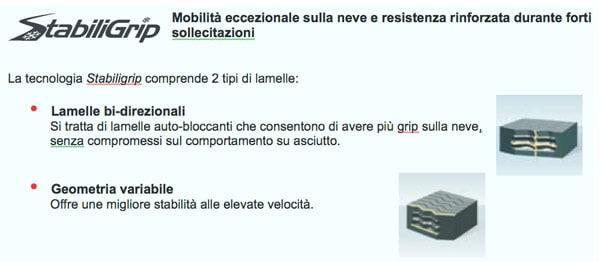 Pneumatici Invernali Michelin 2