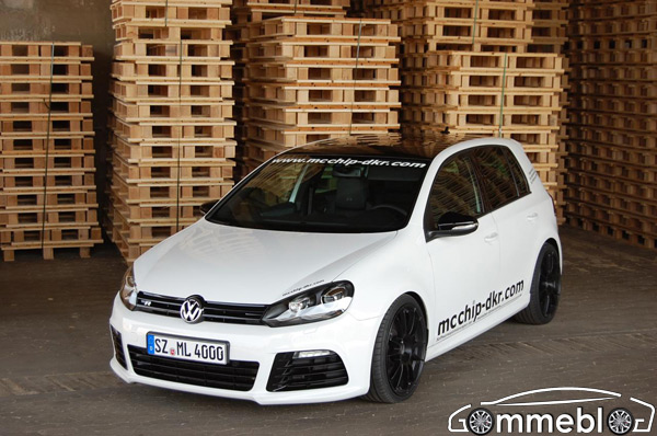 Tuning Golf R20 by Mcchip-DKR 1