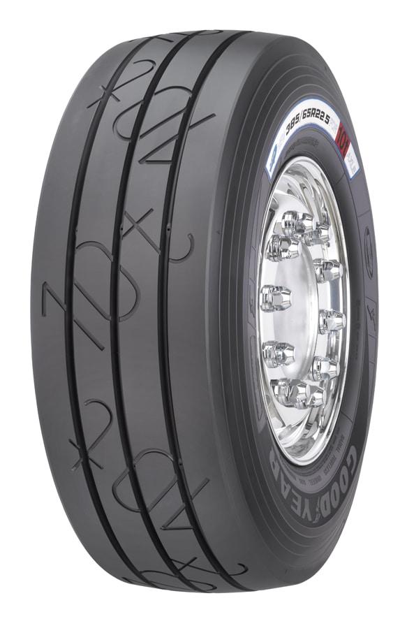 Goodyear pneumatici trasporto: nuovo pneumatico per asse trainato da 10  tonnellate