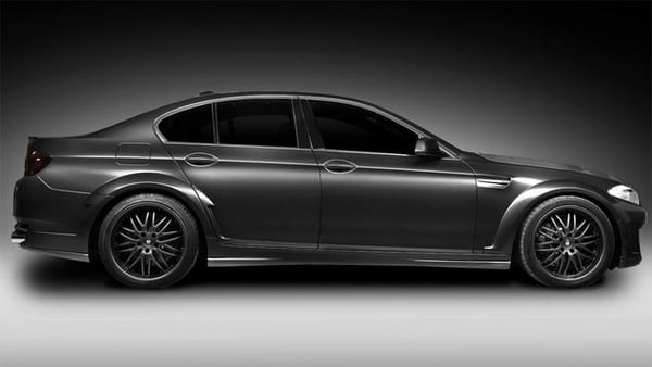 CLR 500 RS2, elaborazione by Lumma Design e TopCar su base BMW 535i 1