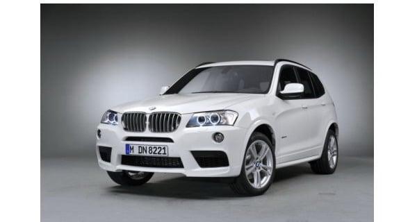 Nuova BMW X3 M-Sport 1
