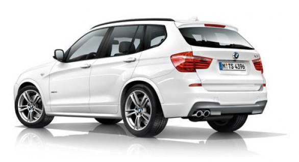 Nuova BMW X3 M-Sport 2