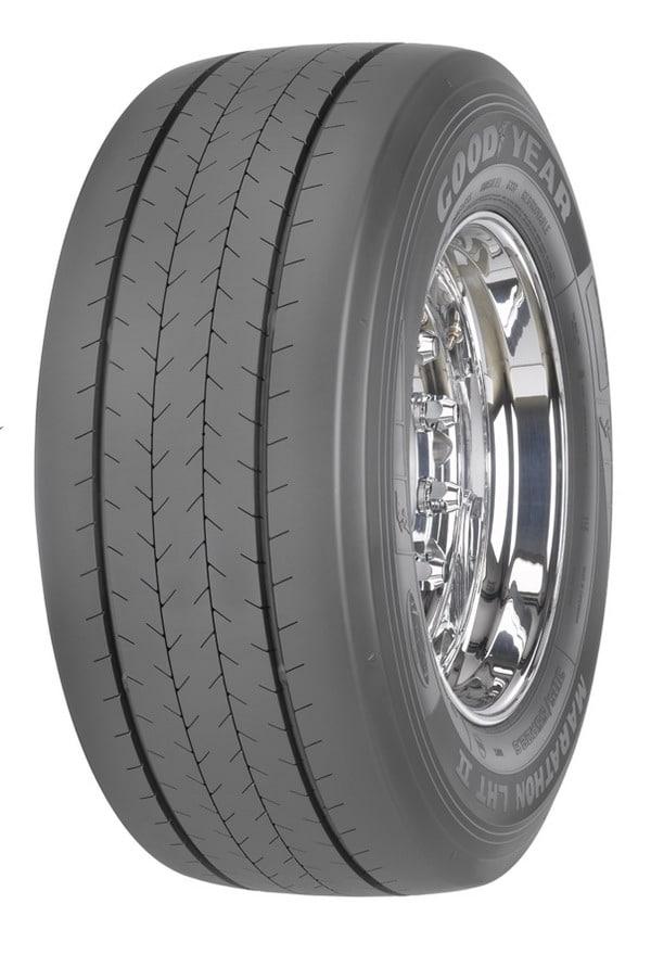 Goodyear Marathon LHT II: nuovi pneumatici per rimorchio