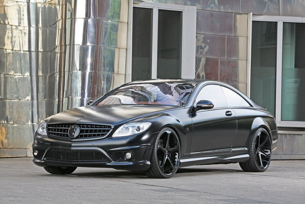 Mercedes CL65 AMG by Anderson Germany 1