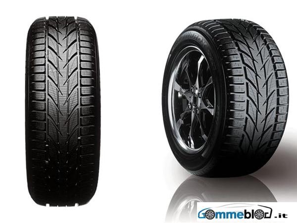 Toyo Snowprox S953, nuovi pneumatici invernali 2
