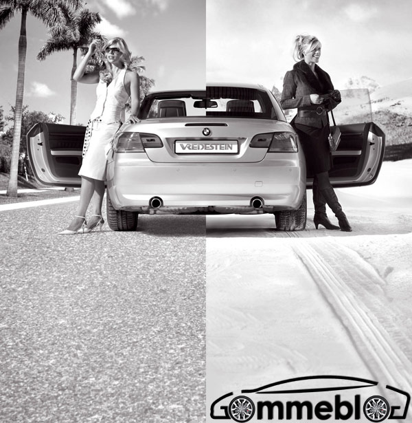 Vredestein QUATRAC 3, pneumatici All Season per auto e SUV