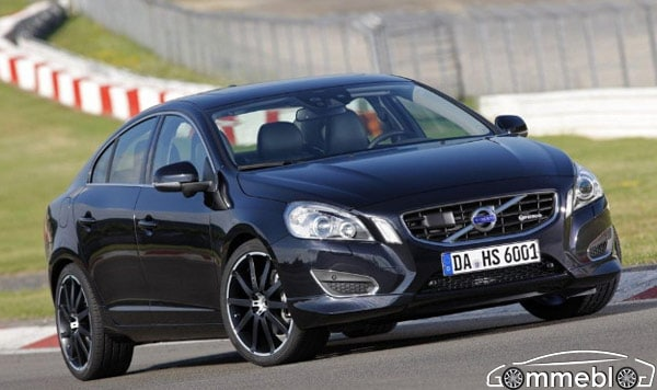 Cerchi da 19, pneumatici Pirelli per la Volvo S60 Tuning Heico Sportiv 1