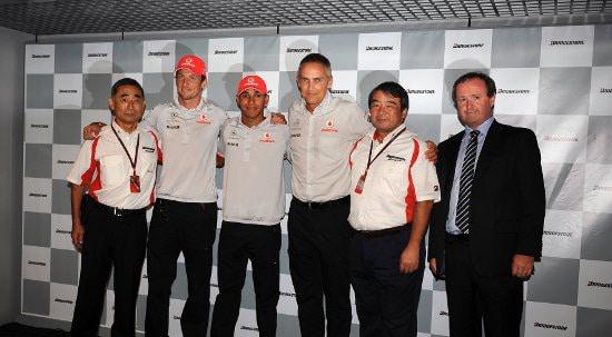 Bridgestone saluta la Formula 1 1