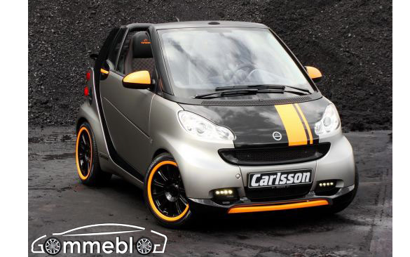Smart fortwo 2011 Tuning by Carlsson 1