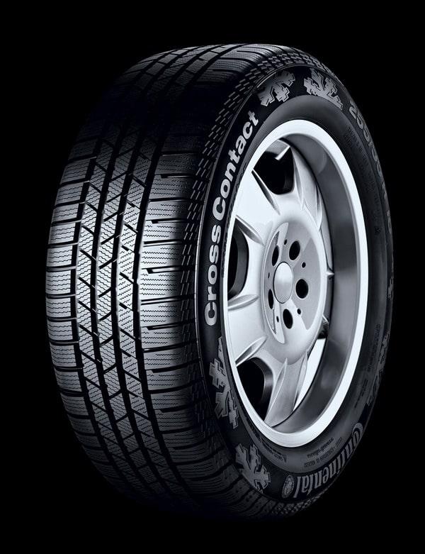 Pneumatici invernali ContiCrossContact Winter omologati per Freelander e Range Rover Sport 2