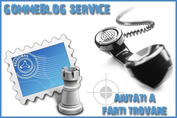 Gommeblog Service: la TUA Vetrina Sul WEB 1