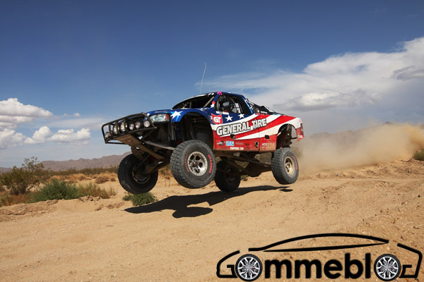 General Grabber Competition: vincente nel deserto 1