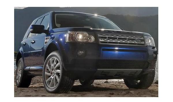 Pneumatici invernali ContiCrossContact Winter omologati per Freelander e Range Rover Sport 1