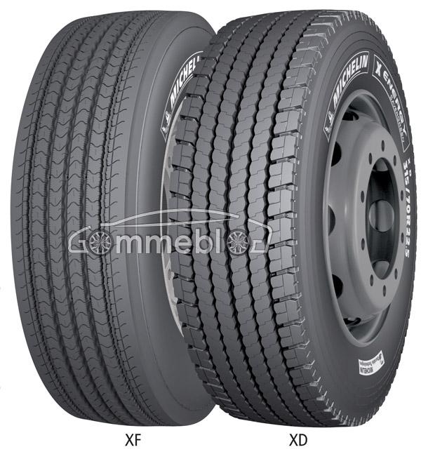 MICHELIN X ENERGY SAVERGREEN: pneumatici per trasporto su lunghe distanze