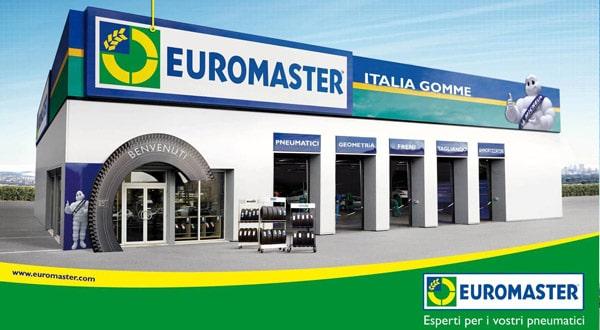 Michelin lancia in Italia la catena pneumatici Euromaster 1