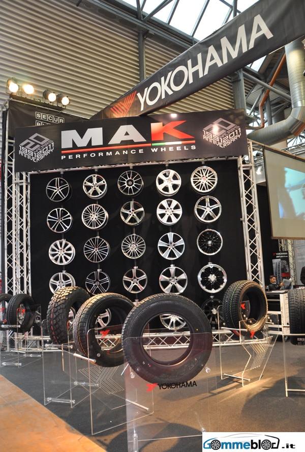 Stand Yokohama - Mak al 4x4 Fest 2010 1