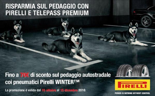 Pirelli Pneumatici e Telepass Premium: fino a 70 euro di sconto 1