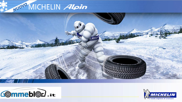 Michelin Alpin 4: Video tecnici Pneumatici Invernali