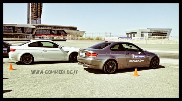 Michelin Pilot Super Sport: Test su BMW M3