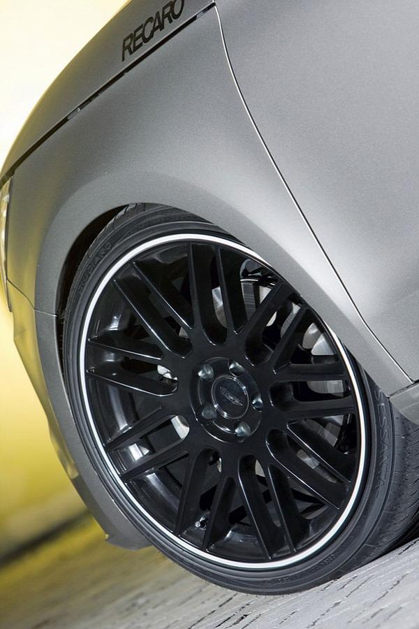 Pneumatici Vredestein Ultrac Sessanta R18 per l'Audi A1 by HS Motorsport 1