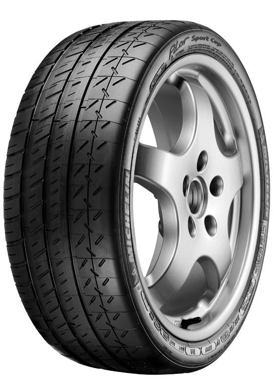Michelin Pilot Sport Cup + per domare i 650 Cv della Porsche 997 SpeedART BTR-II 650 EVO 1