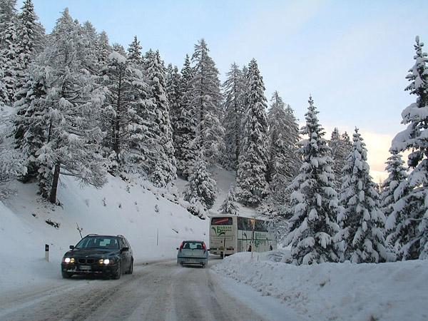 Allerta Neve Lazio: La Protezione Civile dirama l'allerta meteo