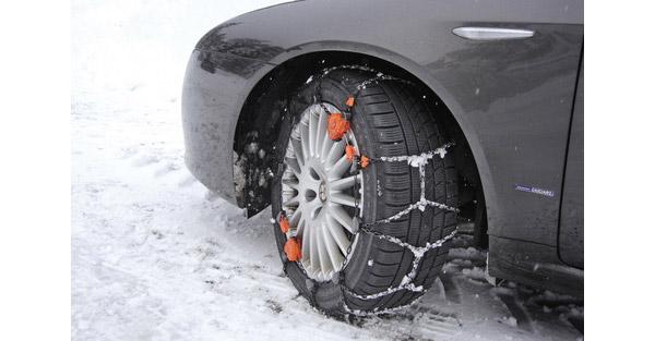 Autostrade A24 - A25: Obbligo di catene a bordo o pneumatici invernali montati dal 15 Novembre 2010 al 15 Aprile 2011 1