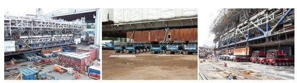 Pneumatici Continental: trasporto record con 2.160 gomme industria 1