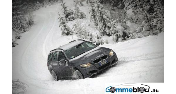 I pneumatici invernali sono adatti ad auto potenti e veloci? 1